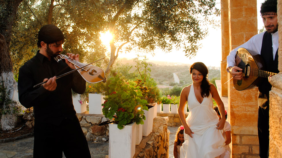 Weddings in Creta Palace