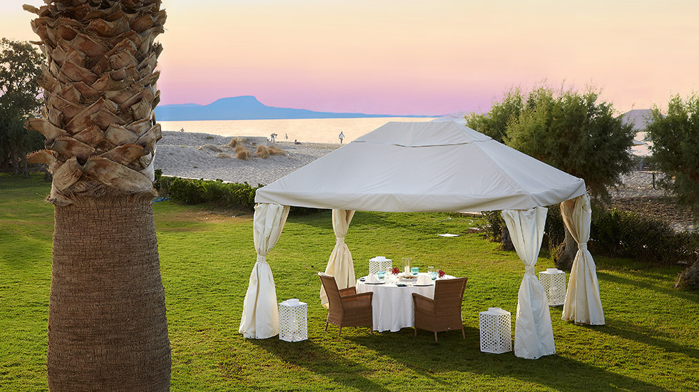 Special Dining at Creta Palace