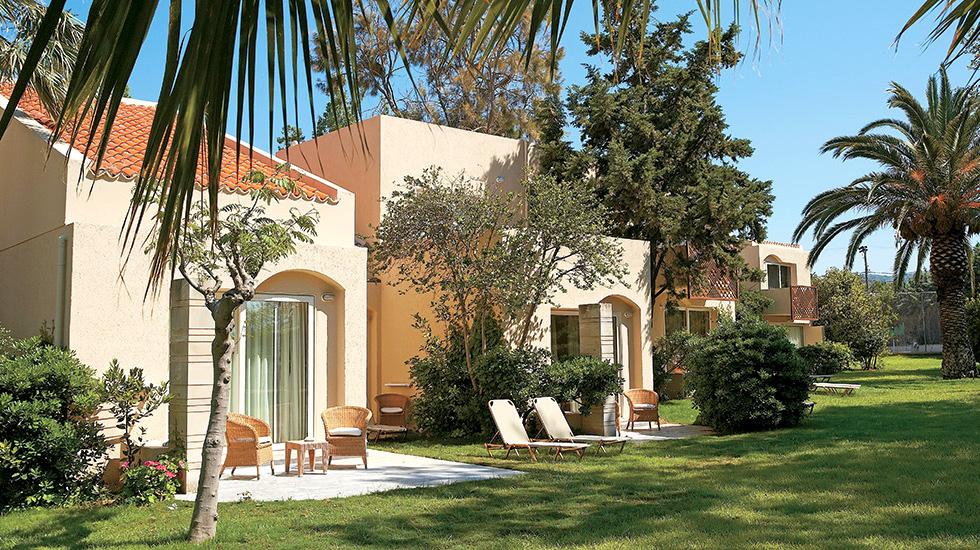 Bungalows grecotel creta palace luxury hotel for Design hotels griechenland
