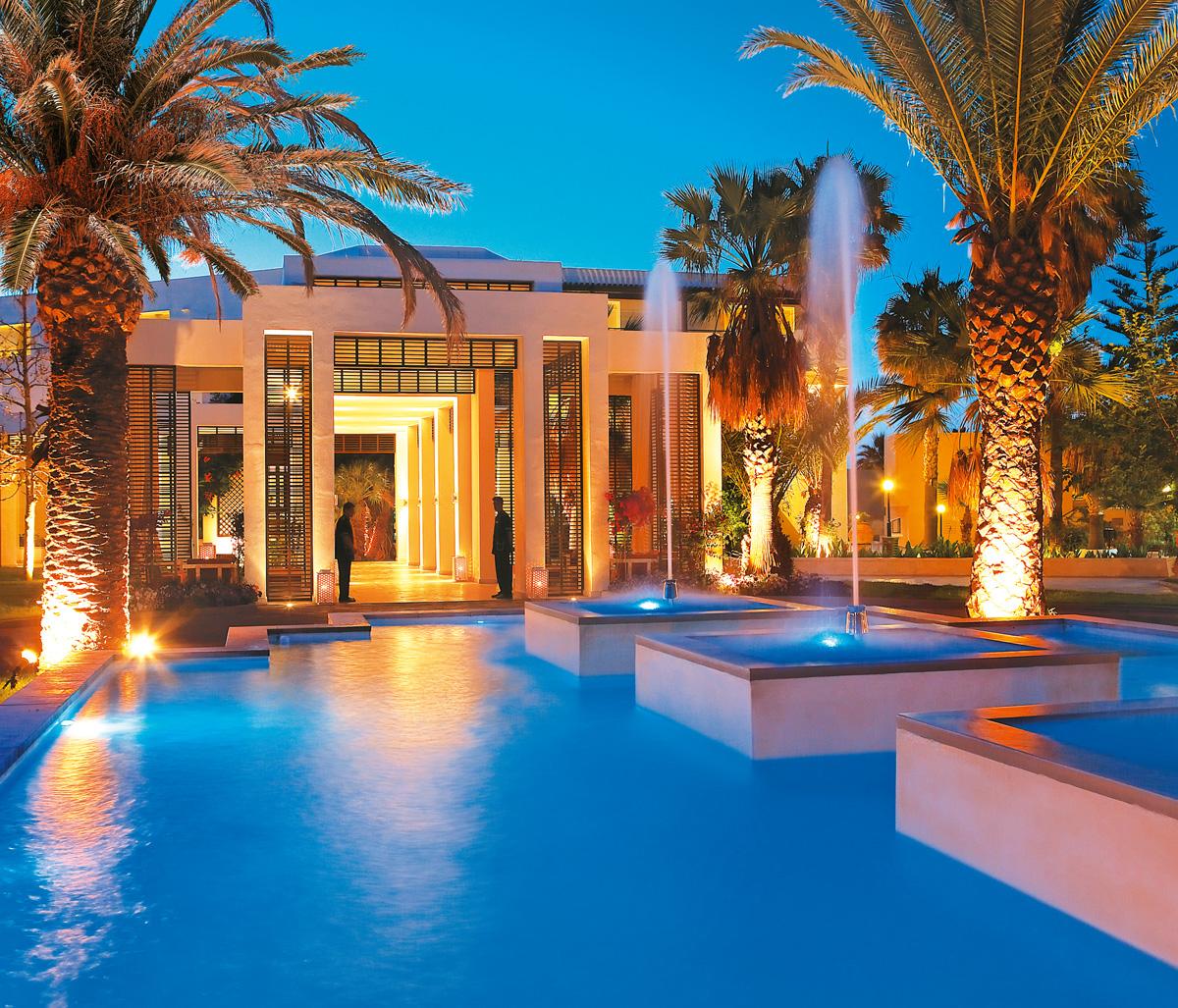 Luxury Hotel In Crete Video Creta Palace Rethymno