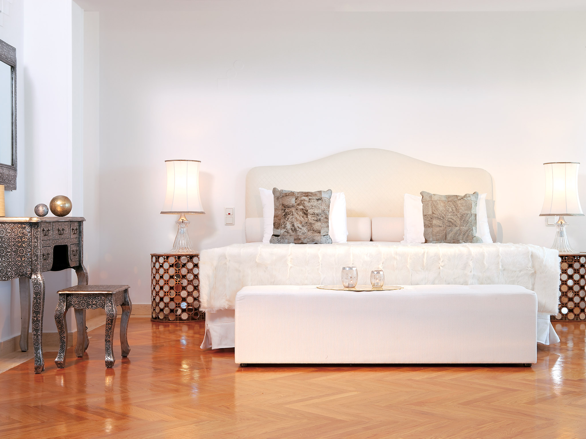 luxury accommodation in crete creta palace;
