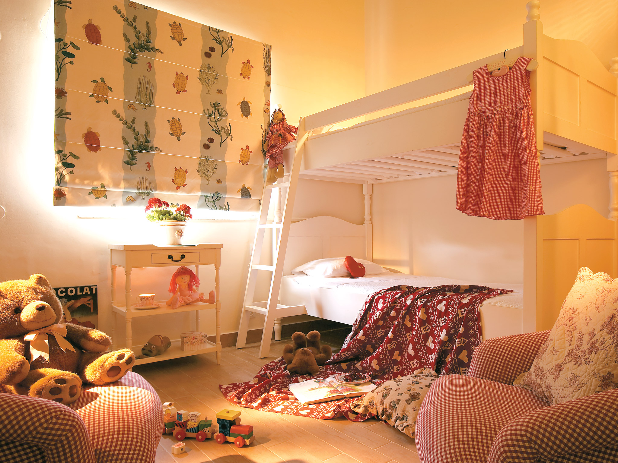 luxury family guestrooms in crete