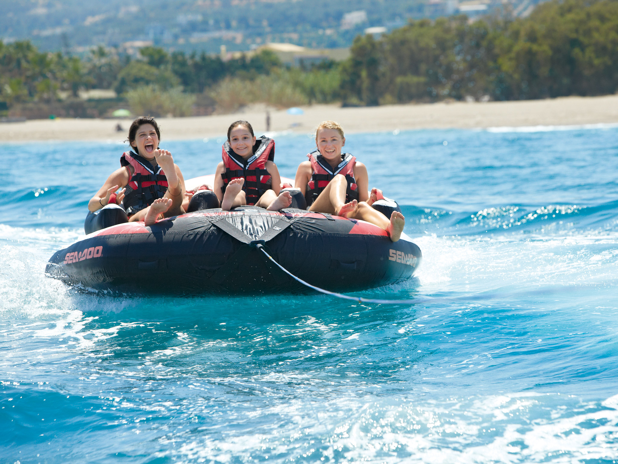 kids activities family resort crete