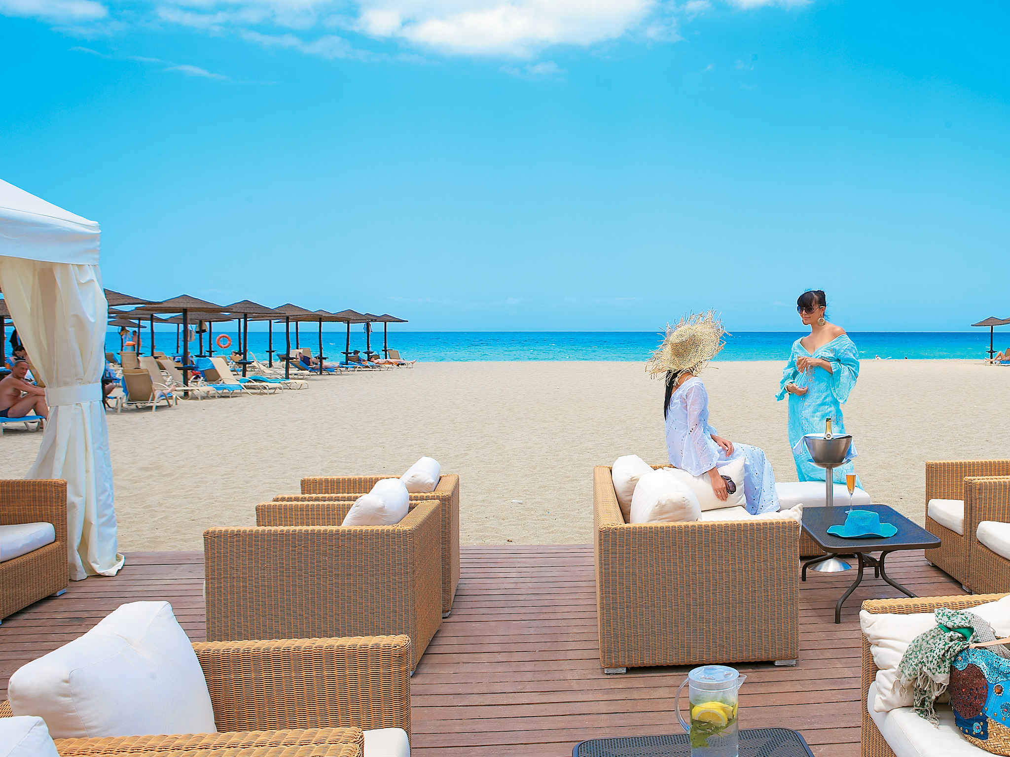 luxury resort rethymno crete