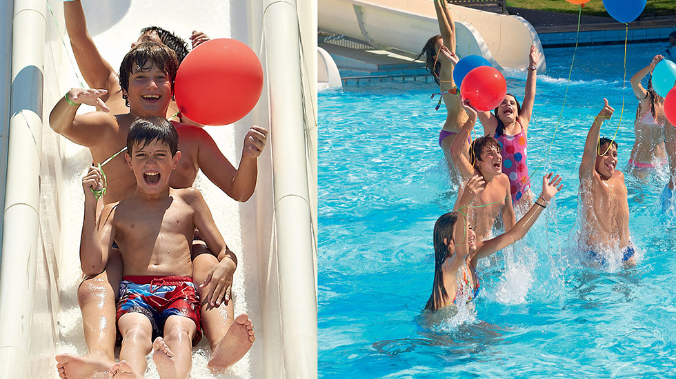 kids waterspports friendly hotel crete