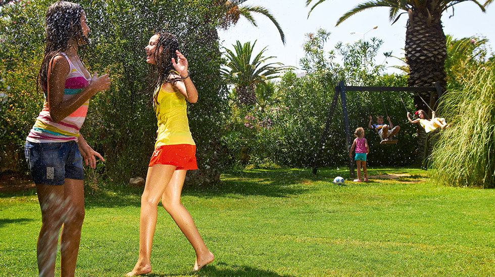 kids activities luxury resort crete
