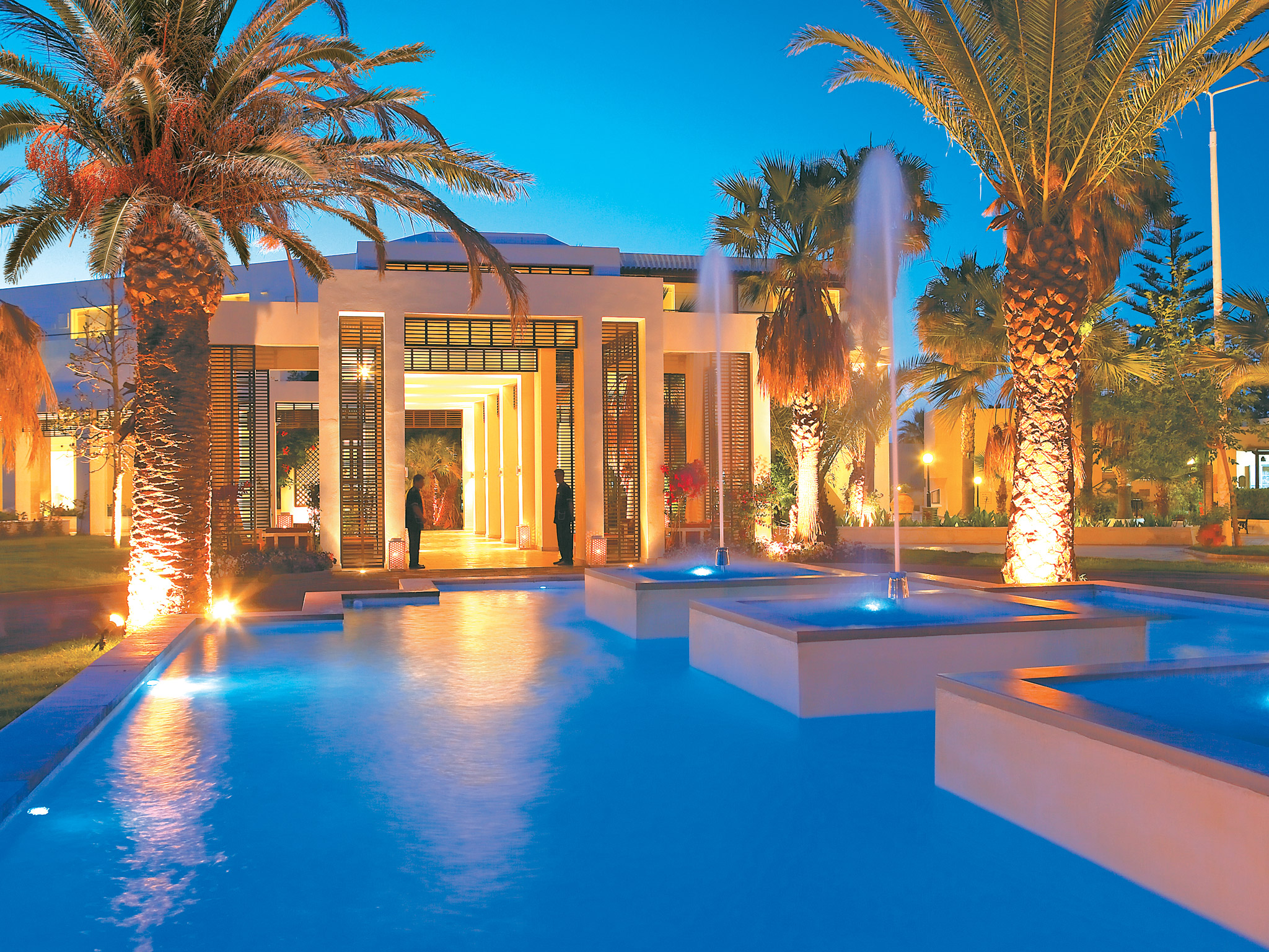luxury hotel in crete creta palace