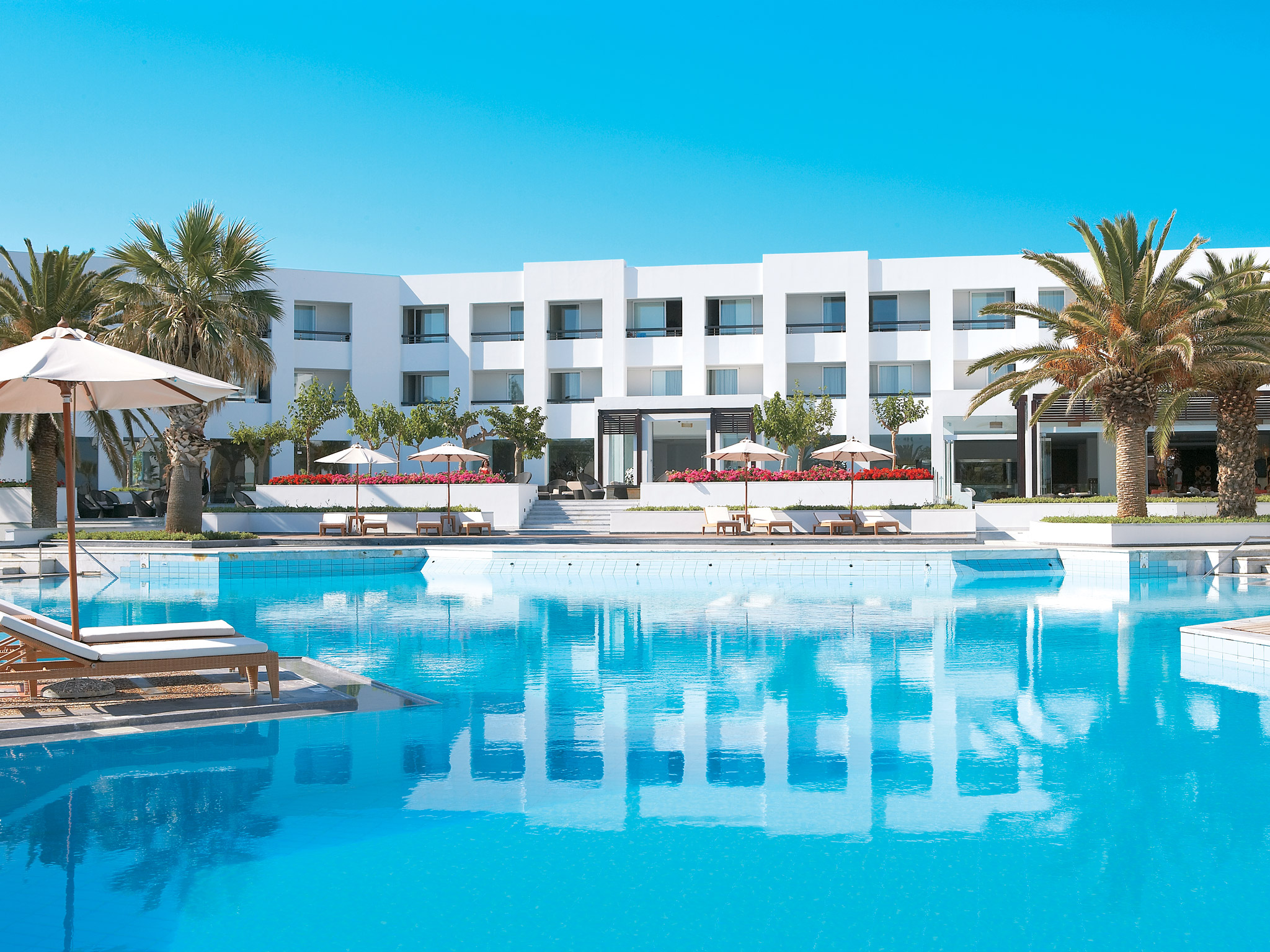 luxury hotel in rethymno creta palace