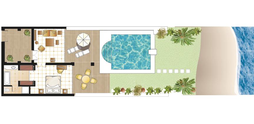 deluxe-one-bedroom-bungalow-suite-floorplan