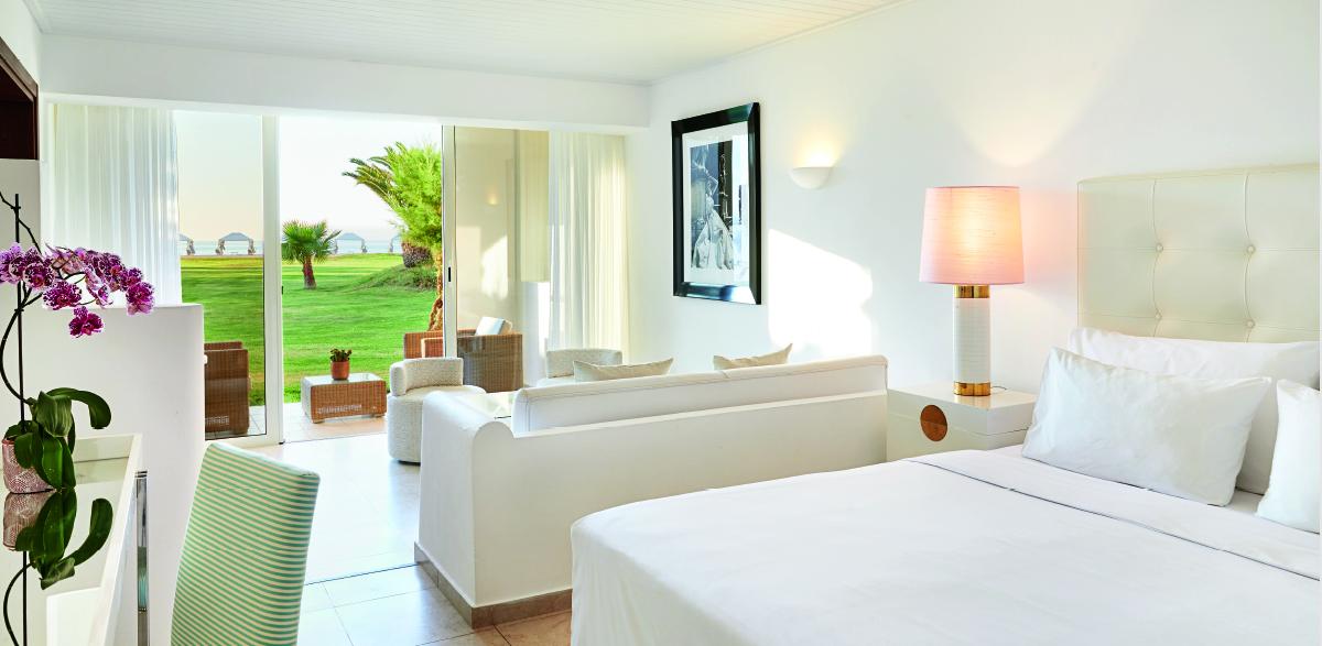 01-creta-palace-family-bungalow-suite-crete-garden-views-from-bedroom